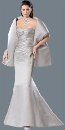Highly Organized Bridal Attire