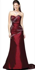 Sweetheart Neckline Bridal Gown | Bridal Designer Wear