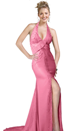 Real Styled Prom Dress