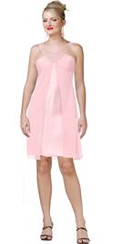 Sexy Multi Strape Criss-Cross Designer Evening Dress