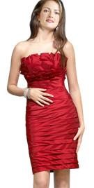 Short Strapless Easter Dress | Girls Easter Dresses