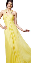 Pretty Full Length Easter Gown
