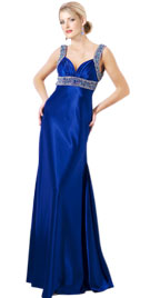 Halter Fall Gown|Strapped Fall Gowns 2012