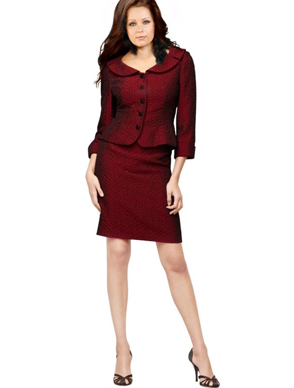 ladies office wear womens office skirt suit