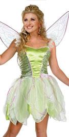 Stylish Fairy Halloween Dress