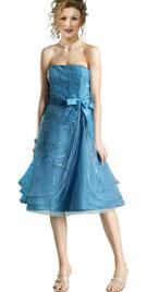 Feminine And Alluring Homecoming Dress