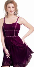 Short And Flirty Homecoming Dress