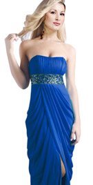 Overlapping Independence Day Gown | Independence Day Collection 2010