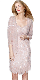 Glimmering Mother Of Bride Dress | Wedding Dresses