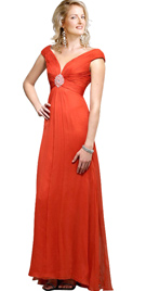 Off Shoulder Mother Day Gown   Mothers Dresses