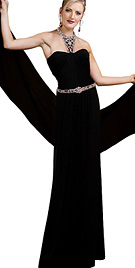 Beaded Halter New Year Collection Gown