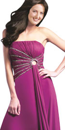 Strapless-A-Line-New-Year-Dress