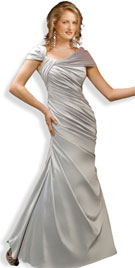 Enigmatic Off Shoulder New Year Party Gown
