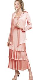 Beautiful 2 Piece Mothers Day Dress
