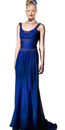 Buy Online Beaded Red Carpet Dress