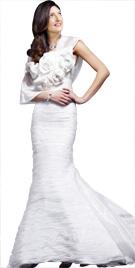 Ruche Mermaid Cut Dress | Red Carpet Dresses