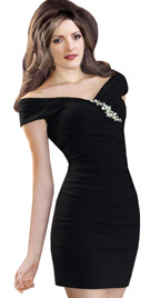 Mini Sheath Evening Dress | Sex And The City Collection