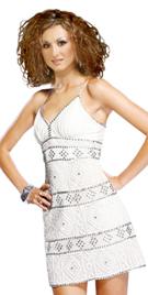 Enchanting Summer Short Dress