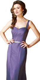 Spring Dresses for 2010 | Sweetheart Neckline Spring Gown