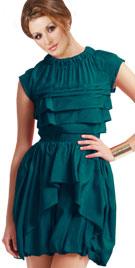 Ravishing Spring Mini Dress