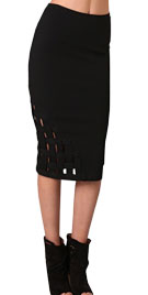 Beautifully Designed Pencil Skirt