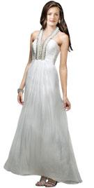 V-Neckline Summer Dress   Sundresses